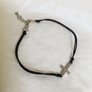 Silpada cross bracelet